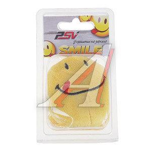 Украшение на присоске SMILE желтый PSV 120083, 120083 PSV