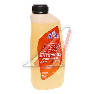 Антифриз очиститель для промывки системы охлаждения 946мл /1кг AGA AGA045R,