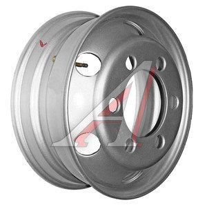 Диск колесный HYUNDAI HD72,78 (6 шп. без/кам.) 6х17.5 ET118 D164 ЗАИНСК (MEFRO) 600187