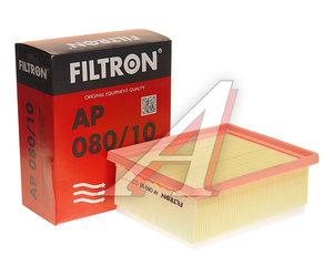 Фильтр воздушный PEUGEOT Partner (98-) CITROEN Berlingo (98-) FILTRON AP080/10, LX1568, 1444.TF