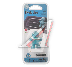 Ароматизатор на дефлектор (новая машина) фигура Little Joe масло твердое 35г SUPAIR DRIVE 7640125388282,