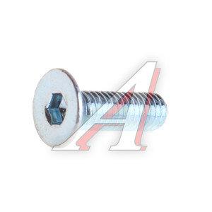 Винт М3х0.5х10 потай под шестигранник DIN7991