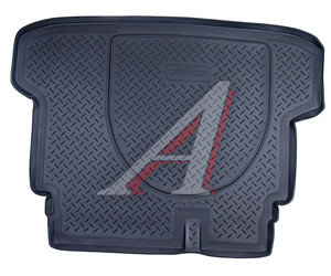Коврик багажника KIA Cerato седан (09-13) полиуретан NOR NPL-P-43-18