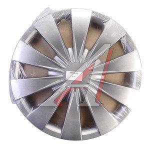 Колпак колеса R-14 декоративный серый комплект 4шт. ОКТАВА ОКТАВА R-14