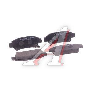 Колодки тормозные TOYOTA Ipsum задние (4шт.) HSB HP5207, GDB3249, 04466-28030