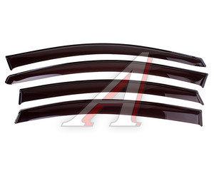Дефлектор двери MAZDA 6 седан (07-) дефлектор,