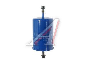Фильтр топливный УАЗ-3163,315195 тонкой очистки (хомут) ЛААЗ 315195-1117010-10, ФТ 015.1117010-10 (315195-1117010-10),