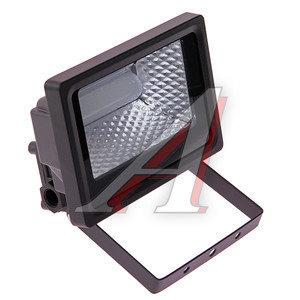 Прожектор светодиодный 220V 10W 4200K 115х138мм черный CAMELION C-FL1010B,