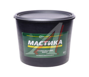 Мастика каучуко-битумная БИКОР 2кг OIL RIGHT OIL RIGHT, 8031