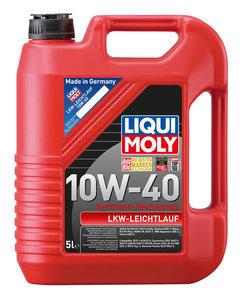 Масло моторное LKW LEICHTLAUF п/синт.5л LIQUI MOLY LM SAE10W40 8026