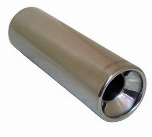 Насадка на глушитель вход. d=78, вых. d=80 (L=254мм) PRO SPORT RS-01630