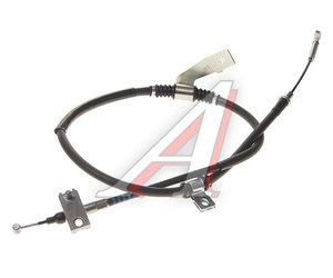 Трос стояночного тормоза SSANGYONG Actyon Sports (06-/12-) задний левый (дисковые тормоза) OE 4901032203