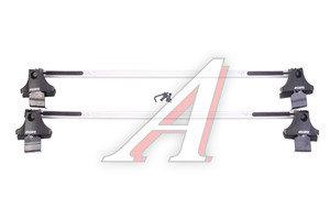 Багажник FORD Focus 3 хетчбек прямоугольный алюминий комплект АТЛАНТ 30.8483,