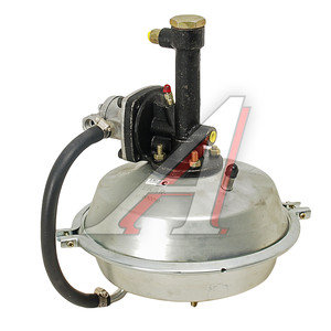 Усилитель вакуумный ГАЗ-53,3307,3309 в сборе с клапаном ПЕКАР 5312-3550010, 53-12-3550010