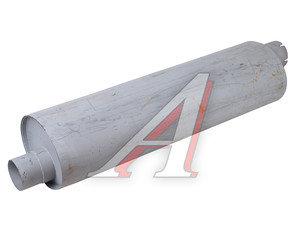 Глушитель МАЗ-630300 под хомут МВС 630300-1201010-001, 630300-1201010