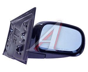 Зеркало боковое SSANGYONG Kyron (05-) правое (черное) (автскладывание) OE 7892109123LAK