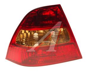 Фонарь задний TOYOTA Corolla седан (01-) левый (без фонаря габарита) TYC 11-5608-A1-6B, 212-19D8L-3UE, 81561-1E180