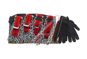 Браслет противоскольжения R=285-315мм в сумке (4 браслета, нарукавники, коврик под коленки) В-4