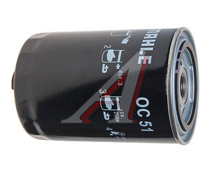 Фильтр масляный VW (1.6 D/1.6 TD/1.9 D/1.9 TD) AUDI (1.6 D//2.0 D/2.5 TDI) (сервисная уп.) MAHLE OC51OF, 068115561B