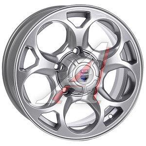 Диск колесный УАЗ литой R16 Линкс БП КС-646 K&K 5х139,7 ЕТ35 D-108,5,