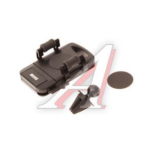 Держатель телефона на дефлектор 50-90мм черный WIIIX HT-WIIIX-01vgt