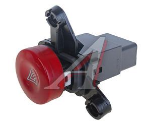 Выключатель кнопка DAEWOO Matiz CHEVROLET Spark (05-) аварийной сигнализации OE 96602502