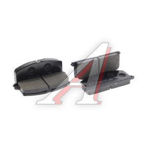 Колодки тормозные TOYOTA Camry,Carina,Corolla (83-92) передние (4шт.) HSB HP5020, GDB323, 04465-12010