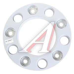 Колпак колеса R22.5 переднего пластик (серый ) АВТОТОРГ АТ-9214