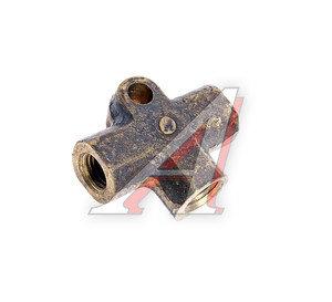 Тройник ГАЗ-2410 тормозной системы передний (ОАО ГАЗ) 24-3506131-01