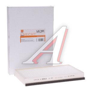 Фильтр воздушный салона FORD Maverick (01-) MAZDA Tribute MAHLE LA183, 4416570