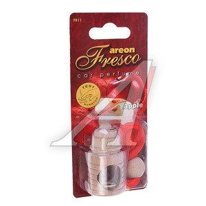 Ароматизатор подвесной жидкостный (яблоко красное) дерево Fresco AREON FR10, 704-051-910,