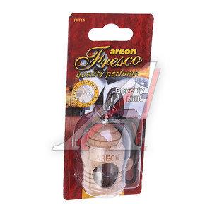 Ароматизатор подвесной жидкостный (беверли хиллс) дерево Fresco AREON FR13, 704-051-913