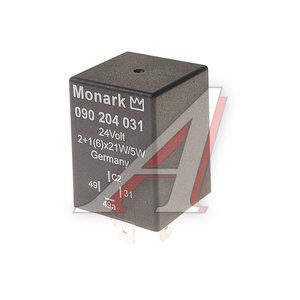 Реле поворота МERCEDES (4 полюса) 24V MONARK 090204031, 4DM003390031, 4DM003390031/0025448432/0025449532