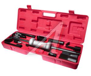 Набор инструментов для кузовных работ (молоток, крюки, цепь) в кейсе 9 предметов JTC JTC-YC900