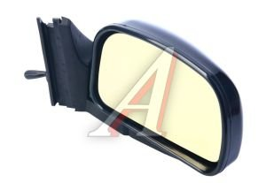Зеркало боковое ВАЗ-2105 правое антиблик желтое люкс Политех-Р-5рта/СПп, T96047864, 21056-8201050