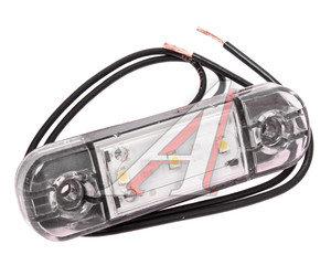 Фонарь габаритный бесцветный (светодиод) ЕВРОСВЕТ ГФ22LED