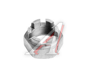Гайка М22х1.5 пальца амортизатора УРАЛ (ОАО АЗ УРАЛ) 6361-2905130