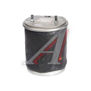 Пневморессора SCHMITZ (металл.стакан) (2шп.M12 смещены, 1 отв.штуц.M22х1.5,ст.4отв.М12) TRUCKEXPERT MD19285K, 30285K/RML74031C/1D28F5/1722012805/P101285C1/W01M588107/1R14784, 017685