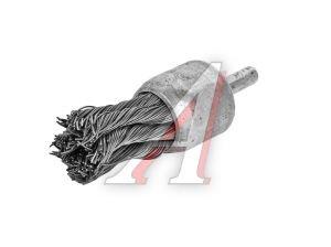 Кордщетка для дрели кисть 28мм крученая сталь FIT FIT-38600