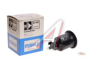 Фильтр топливный MITSUBISHI Carisma (96-) (1.6) MAHLE KL436, MB957348