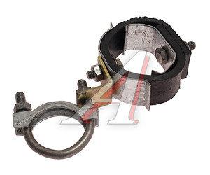 Крепеж УАЗ-452 выхлопной трубы комплект 452-1203*
