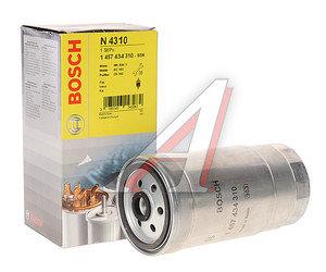 Фильтр топливный УАЗ тонкой очистки (дв.IVECO) BOSCH 1457434310