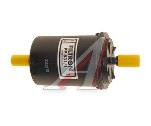 Фильтр топливный RENAULT Logan (09) (1.4/1.6) FILTRON PP831/1, KL72, 6001546326/7700845961/7700845973