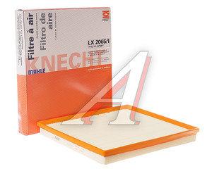 Фильтр воздушный FORD Transit (07-) (2.2 TDCI) MAHLE LX2065/1, 1741459