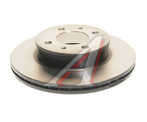 Диск тормозной HYUNDAI Accent (99-) передний (1шт.) TRW DF4496, 51712-25061