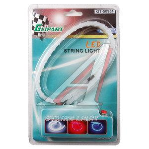 Лента светодиодная гибкая 36 LED 40х1см Red GLIPART GT-50954R,