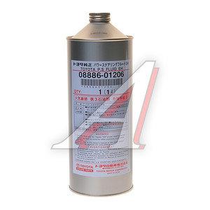 Жидкость гидроусилителя руля 1л TOYOTA PSF-HE OE 08886-01206, TOYOTA PSF