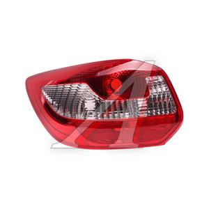 Корпус ВАЗ-2191 фонаря заднего левый ДААЗ 2191-3716021