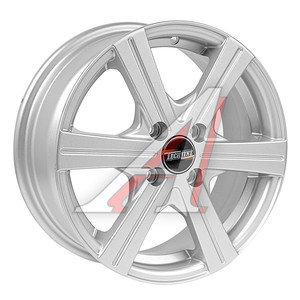 Диск колесный литой HYUNDAI Solaris KIA Rio (11-) R15 S TECH Line 544 4х100 ЕТ45 D-54,1