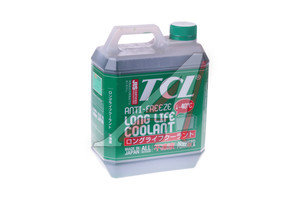Антифриз зеленый -40C LLC 4л TCL TCL LLC01243, LLC01243